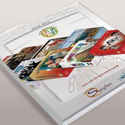 Catálogo Colección CDs