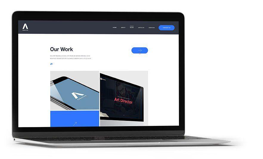 Diseño de pagina web en Torrelodones