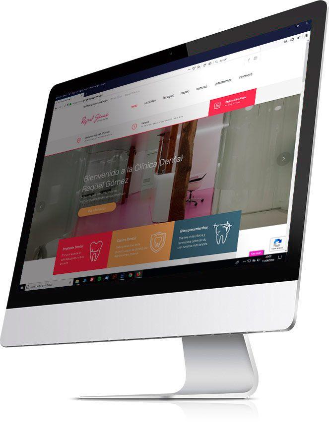 Diseño de tu pagina web en Torrelodones y Madrid